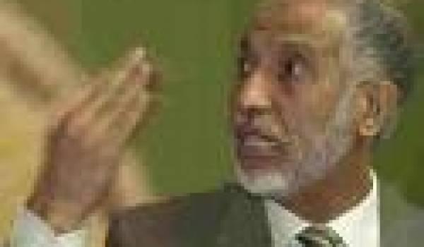 Algérie : Belkhadem suggère la charia pour le pays
