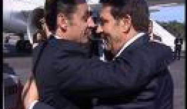Sarkozy-Ben Ali, une amitié particulière