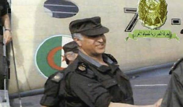 Général Saïdi Fodil