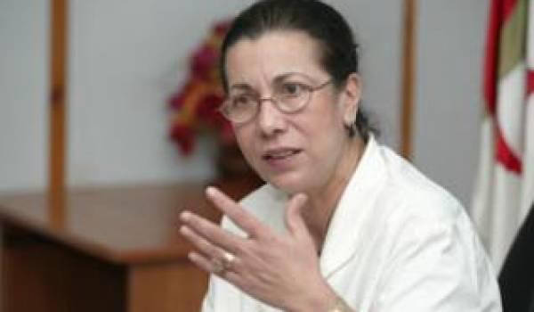 """Louisa Hanoune: """"Le PT est prêt à une alliance avec le RND"""""""