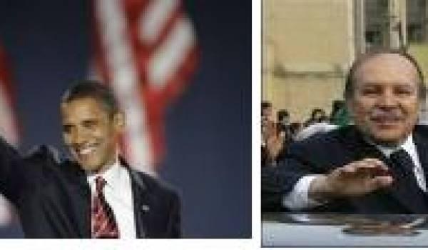 Obama, l'échec de Bouteflika