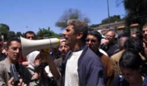 Grève générale réussie en Algérie à l'appel des syndicats autonomes