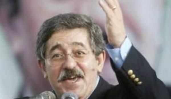 Ahmed Ouyahia et le fantôme