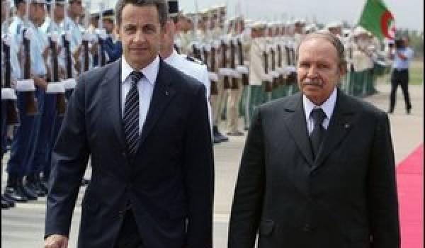Alger et Paris entre le jeu malsain de Bouteflika et les dérobades de Sarkozy