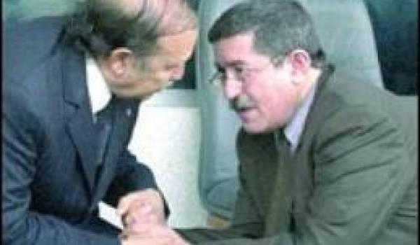 Dernière minute : Tebboune limogé, Ouyahia nouveau Premier ministre