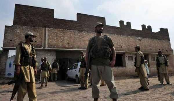 La région de Khyber est truffé de trafiquants et de groupes affiliés aux talibans