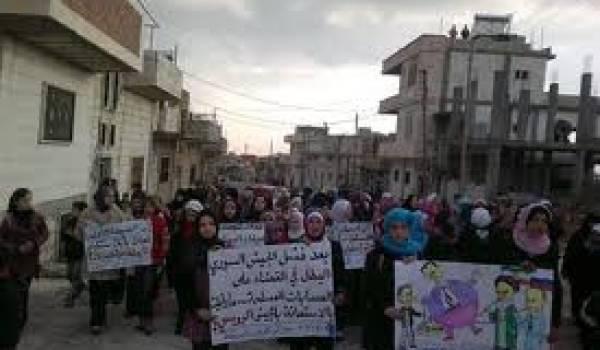 Malgré la répression les manifestations se poursuivent dans le pays