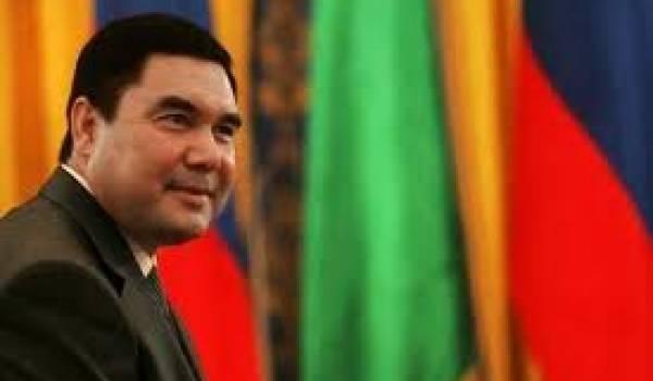 Gourbangouly Berdymoukhamedov