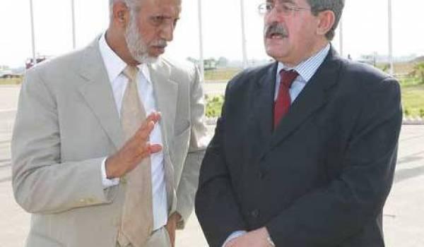 Les deux mentors de Bouteflika évincés du gouvernement Sellal