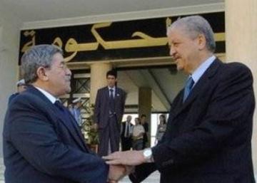 Ahmed Ouyahia et Abdelmalek Sellal: du clan à l'équipe?