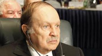Bouteflika, un habitué des apparition-disparition.