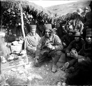 Combien d'Algériens tombés dans l'enfer de Verdun ?