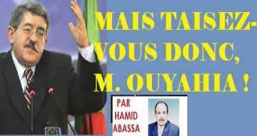 Algérie : L'indécent bavardage d'un gouvernement dépassé
