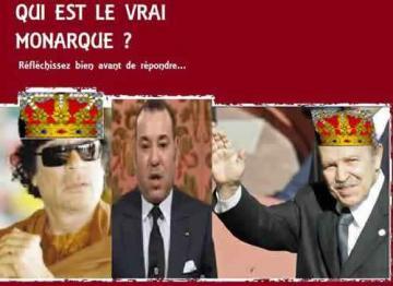 Mohamed VI et nos rois roturiers