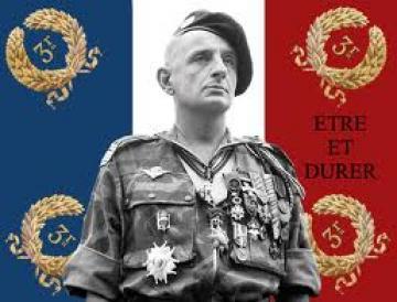 """PARACHUTISTES: rend hommage au """"héros de la bataille d'Alger et des djebels"""" Thumbnail.php?file=bigeard_553436615"""